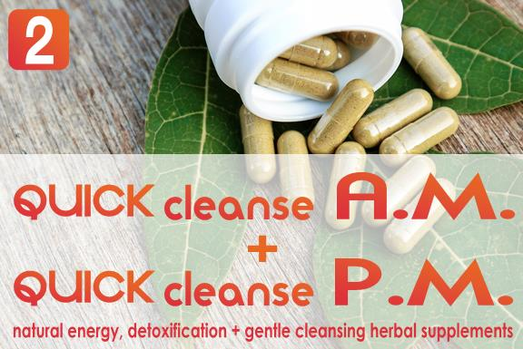 quick cleanse by speedloss step 2